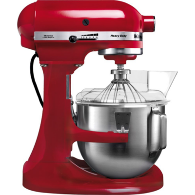 KitchenAid  HEAVY DUTY 5KPM5 EER Küchenmaschine rot | 5413184202309