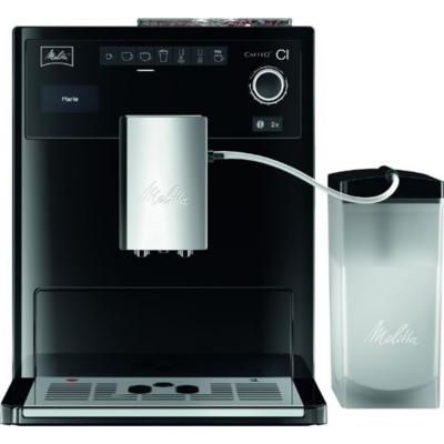 Melitta  Caffeo CI Kaffeevollautomat E 970-103 Schwarz | 4006508198160