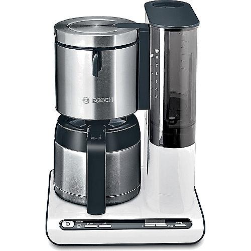 Bosch TKA 8651 Styline Kaffeemaschine weiß | 4242002594996
