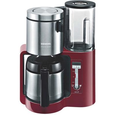Siemens  TC86504 Kaffeemaschine mit Thermokanne rot | 4242003541289