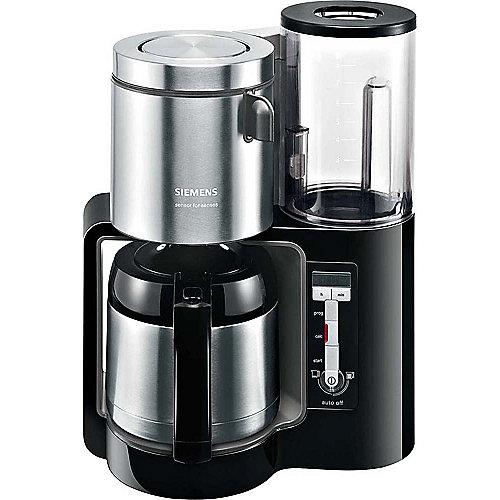 Siemens TC86503 Kaffeemaschine mit Thermokanne schwarz | 4242003535554