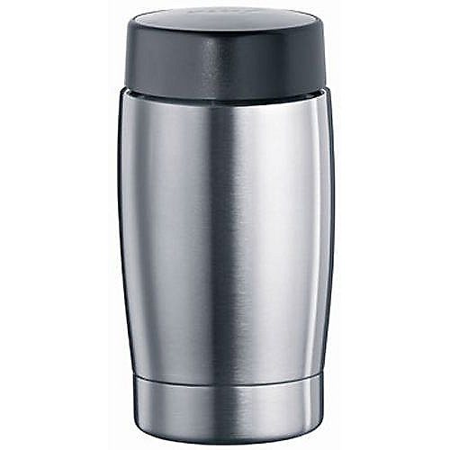 JURA Edelstahl Isolier-Milchbehälter (0,4 Liter) für alle JURA-Geräte | 7610917681662
