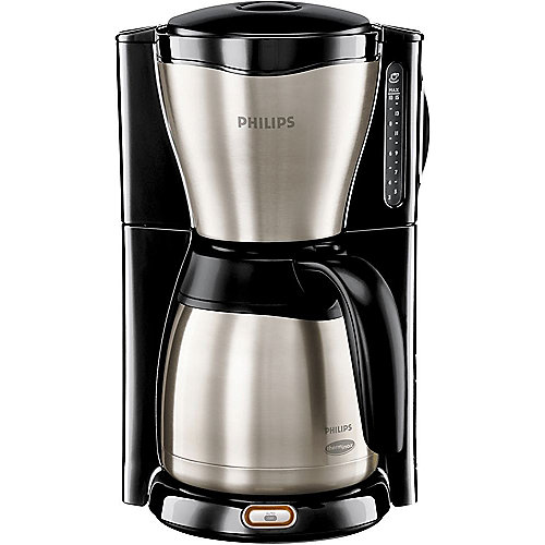 Philips HD7546/20 Gaia Therm Kaffeemaschine Edelstahl | 8710103726760