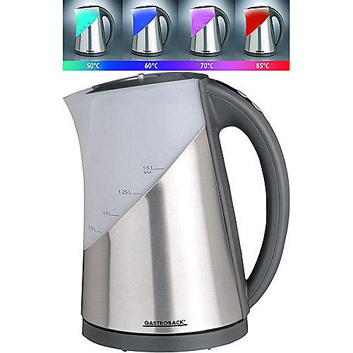 Gastroback 42420 Colour Vision Wasserkocher | 4043619424207