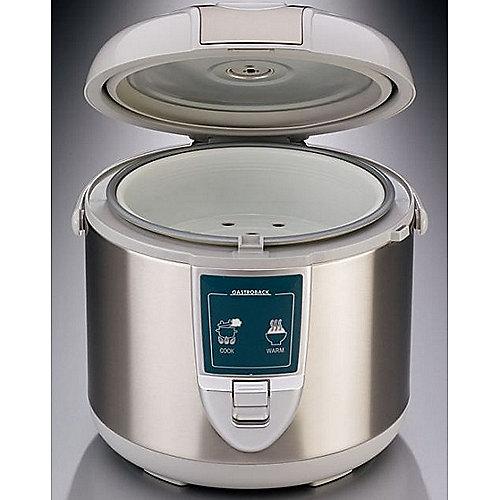 Gastroback 42518 Design Reiskocher Pro | 4016432425188