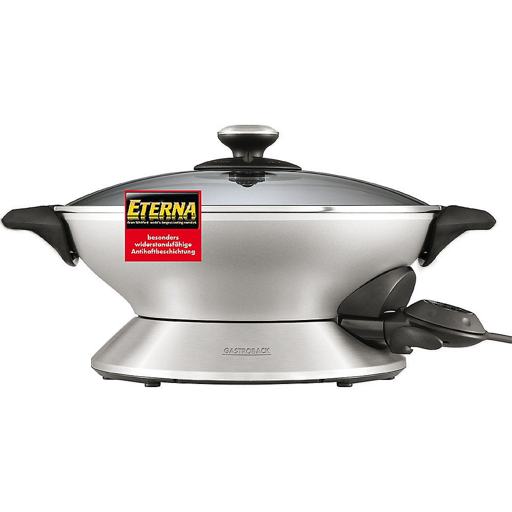 Gastroback 42515 Design Wok Advanced Pro