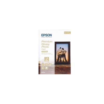 Epson  C13S042154 Premium Glossy Photo Paper, glänzend, 30 Blatt   8715946384320