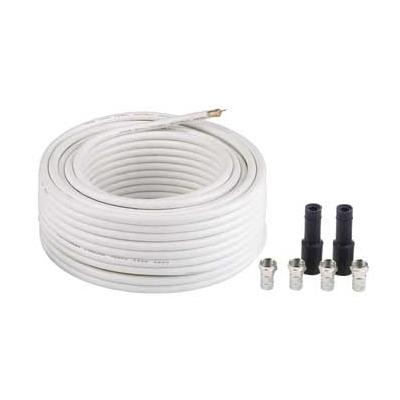 Hama  SAT-Anschluss-Kit Digital, 100 dB, 20 m | 4007249566614