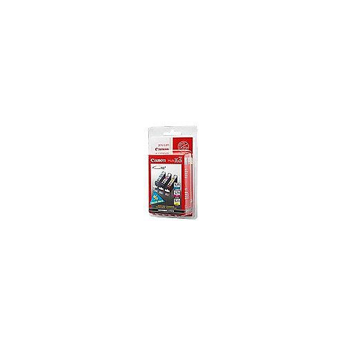 Canon CLI-521 Original Druckerpatronen Multipack Gelb Cyan Magenta 2934B010 | 8714574525808