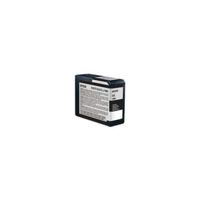 Epson  C13T580100 Druckerpatrone Photo schwarz T5801 | 0010343858770