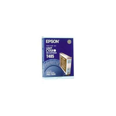 Epson  C13T485011 Druckerpatrone helles cyan T485 | 0010343830462