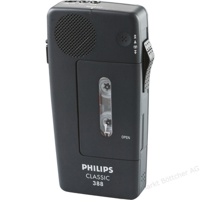 Philips  LFH0388 Pocket Memo Diktiergerät Mini-Kassette | 0609585906402