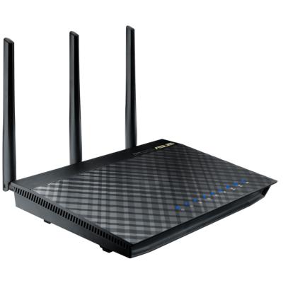 Asus  AC1750 RT-AC66U 1300MBit + 450MBit Dualband WLAN-ac Gigabit Router | 4716659214199