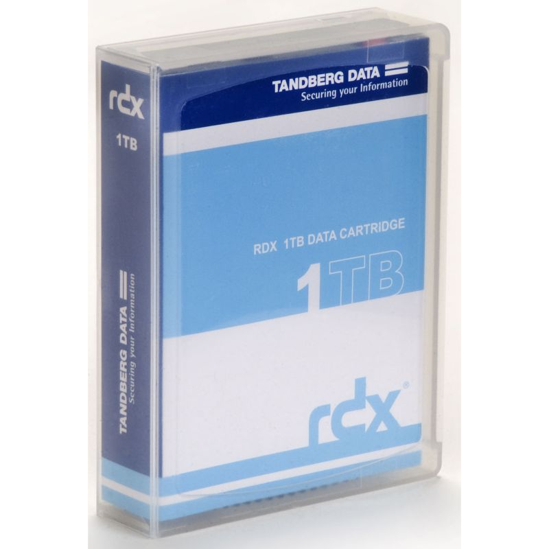 Tandberg RDX 1 TB Cartridge