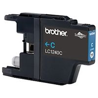 Brother LC124C Druckerpatrone cyan