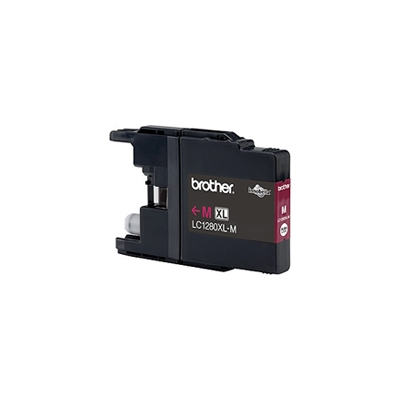Brother  LC1280XLM Druckerpatrone magenta XL | 4977766694063