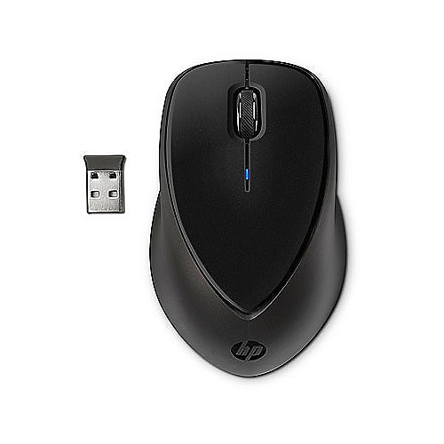 HP Comfort Grip Wireless Mouse (H2L63AA)