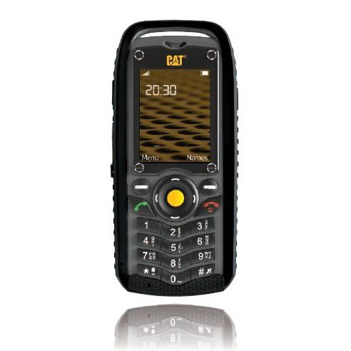 CAT B25 Ultra robustes DUAL SIM Outdoor-Mobiltelefon