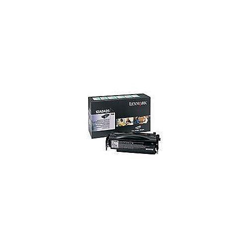 Lexmark 12A8425 Toner schwarz | 0734646024907
