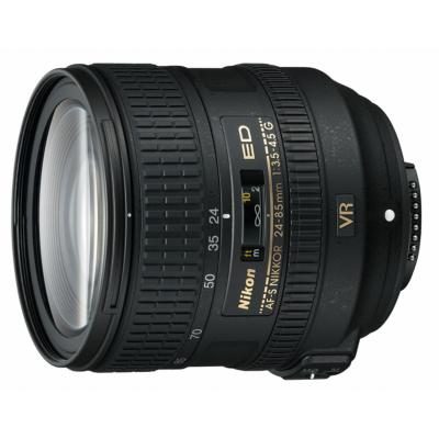 Nikon  AF-S Nikkor 24-85mm f/3.5-4.5G ED VR Standard Zoom Objektiv   0018208022045