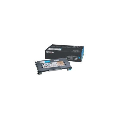 Lexmark  0C500S2CG Toner cyan   0734646012126