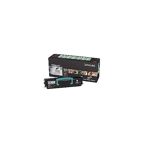 Lexmark E250A31E Toner schwarz | 0734646258357