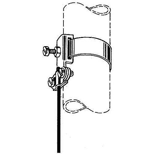 Kathrein ZEU 01 Erdungsschelle für 48 mm KATHREIN