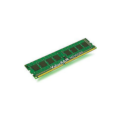 8GB Kingston DDR3-1333 ValueRAM CL9 (9-9-9-27) RAM | 0740617195613