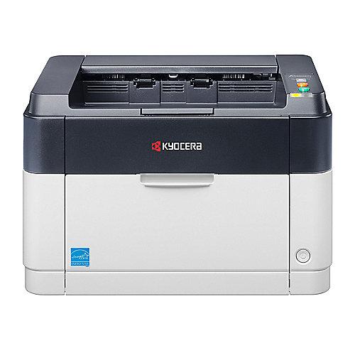 Kyocera FS-1061DN S/W-Laserdrucker LAN