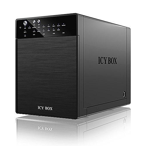 "RaidSonic Icy Box IB-RD3640SU3 3.5 4-fach SATA Gehäuse (USB3.0/eSATA)"" | 4250078186335"