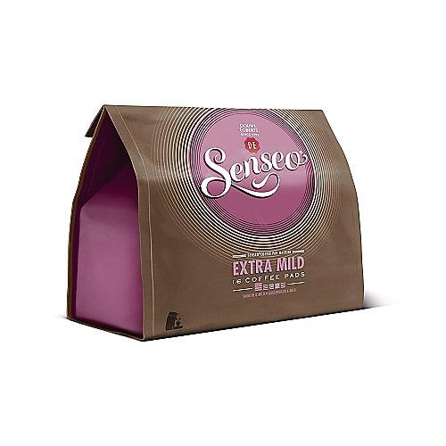 Douwe Egberts  Kaffeepads Extra Mild 16 Pads | 4047046006005