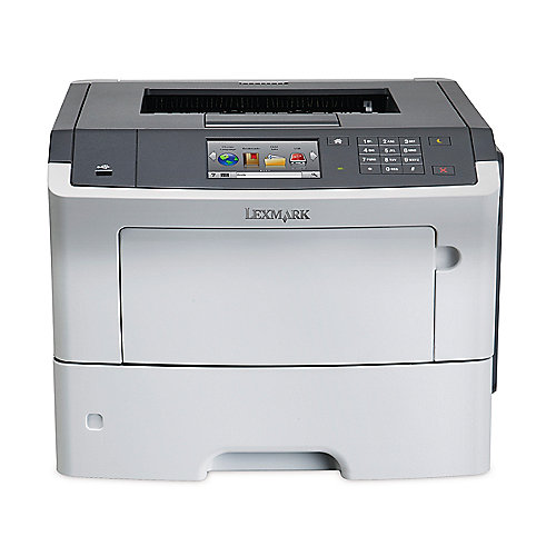 Lexmark MS610de S/W-Laserdrucker