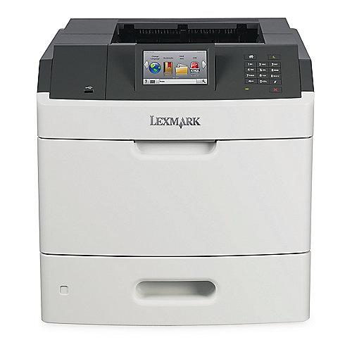 Lexmark MS810de S/W-Laserdrucker