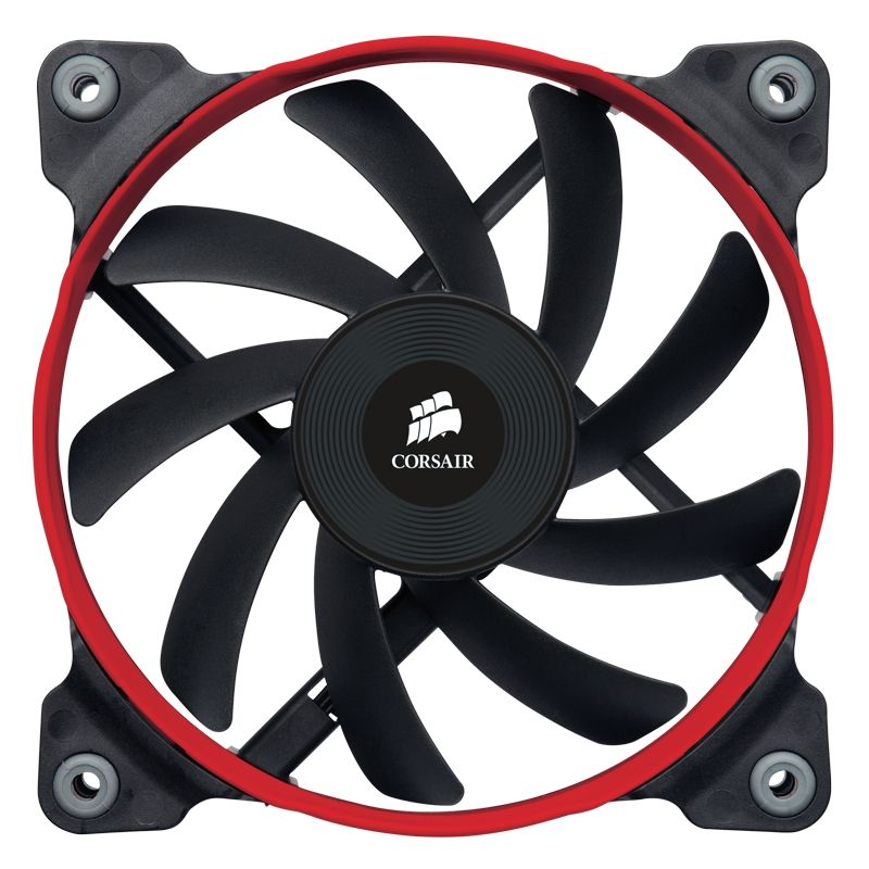 Corsair Air Series AF120 Quiet Edition Lüfter 120x120x25mm