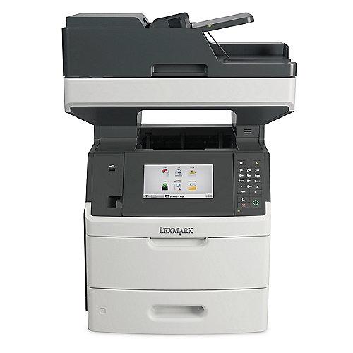 Lexmark MX710de (S/W-Laserdrucker, Scanner, Kopierer, Fax) | 0734646448406