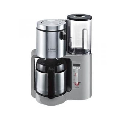Siemens  TC 86505 Kaffeemaschine mit Thermokanne grau-schwarz | 4242003592182