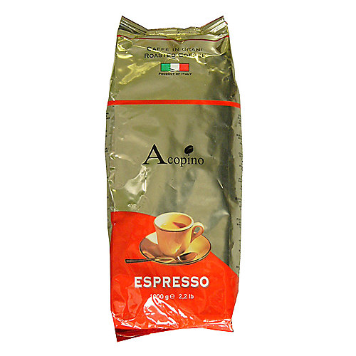 Acopino Rosso Espressobohnen 1000g | 8003661070001