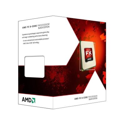 AMD  FX-6300 (6x 3.5GHz) 8MB Sockel AM3+ CPU (Vishera) BOX | 0730143302593