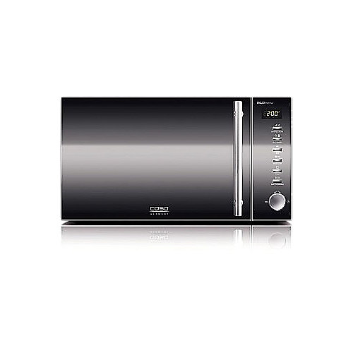 Caso MG 20 menu Mikrowelle mit Grill Edelstahl | 4038437033205