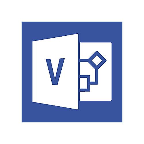 Microsoft Visio Standard 2016 Win Open-NL inkl. SA | 0659556771799