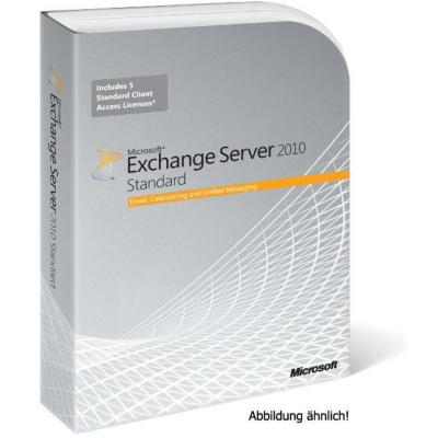 Microsoft  Exchange Server Enterprise Device CAL + SA, Lizenz   5053785021406