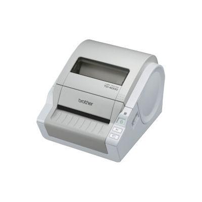 Brother  TD-4000 Etikettendrucker | 4977766676991