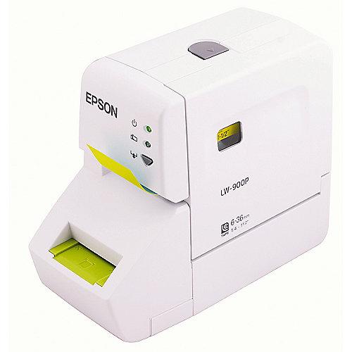 EPSON LabelWorks LW-900P Etikettendrucker | 8715946492728