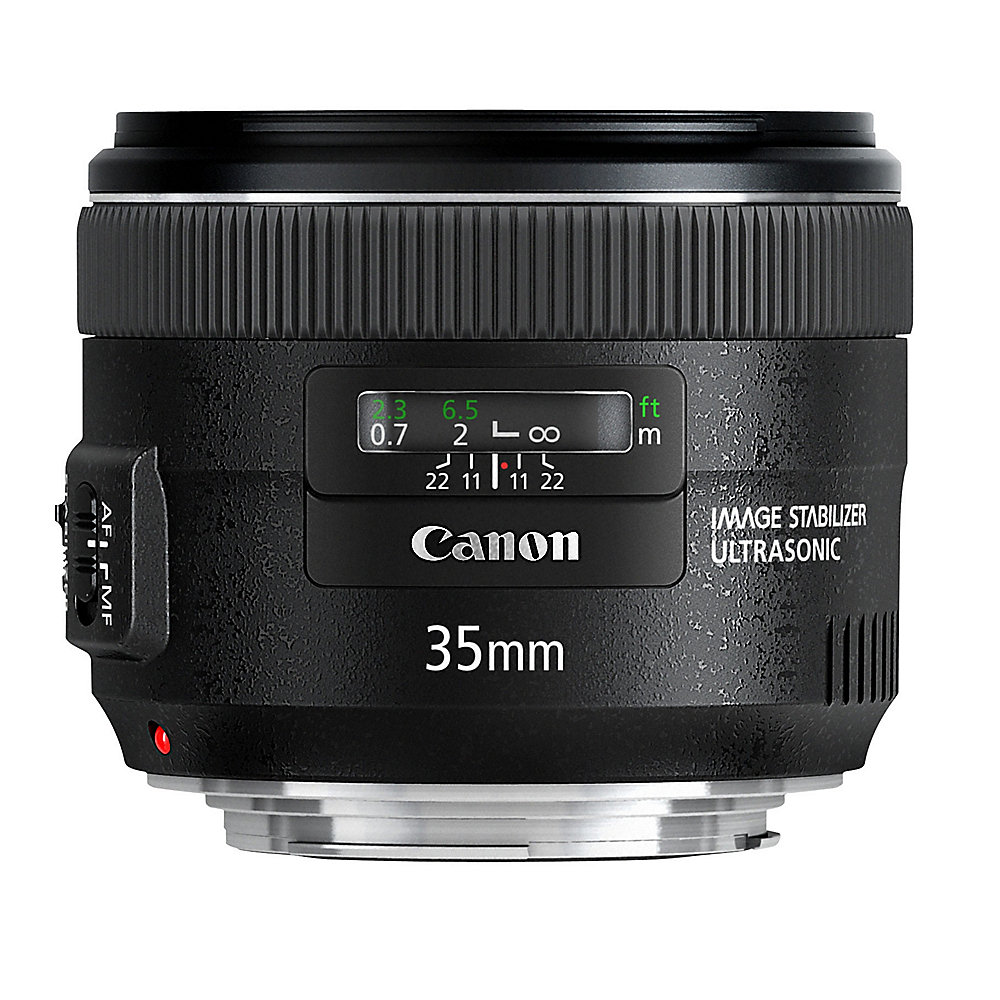 Canon EF 35mm f/2,0 IS USM