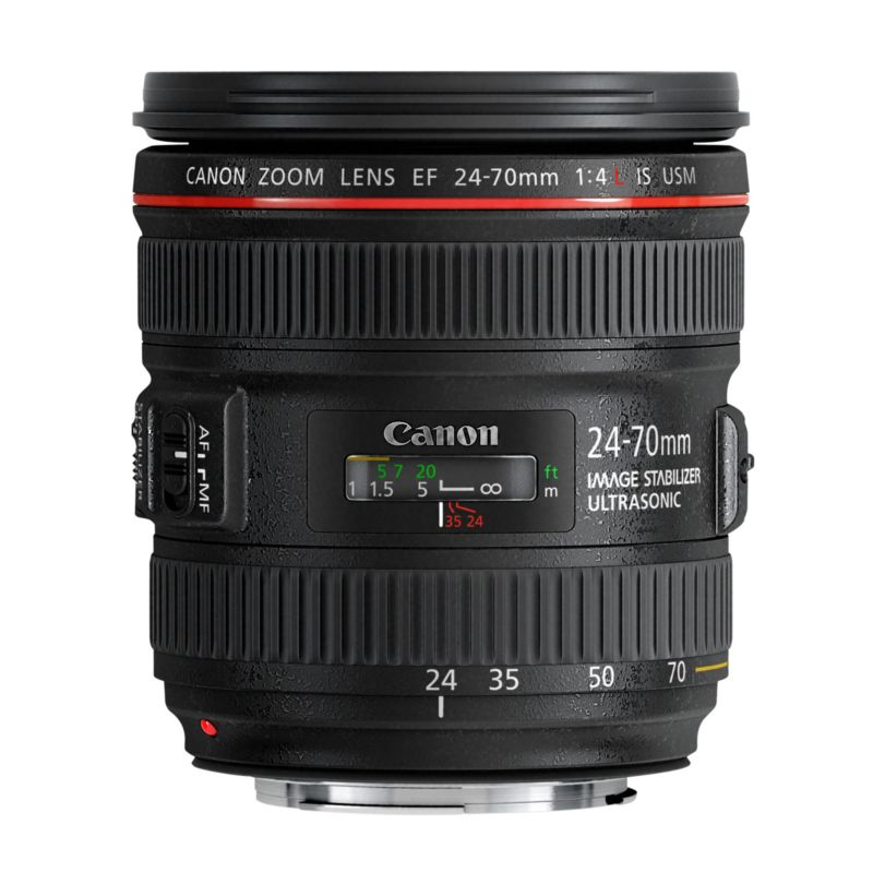 Canon EF 24-70mm f/4,0 L IS USM