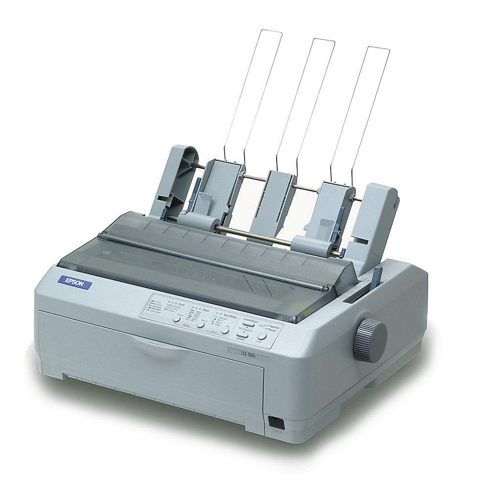EPSON LQ-590 Nadeldrucker 24 Nadeln ++ Cyberport