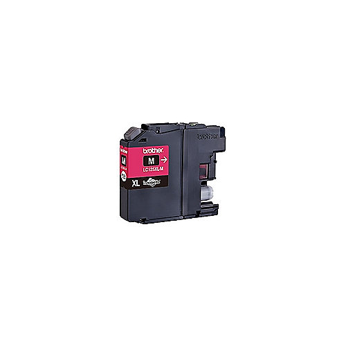 Brother LC-125XLM Druckerpatrone magenta | 4977766713955