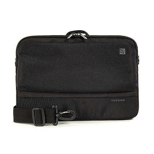 "Tucano DrittaSlim Notebooktasche 29,5cm (11"") MacBook, Ultrabook, Tablet schwarz"