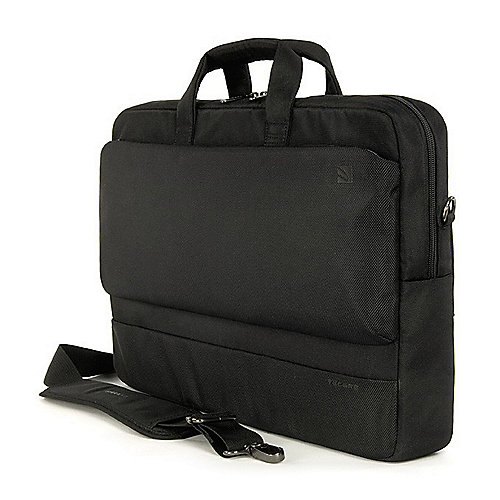 "Tucano Dritta Notebooktasche 43,9cm (17"") MacBook,Ultrabook schwarz Tabletfach"