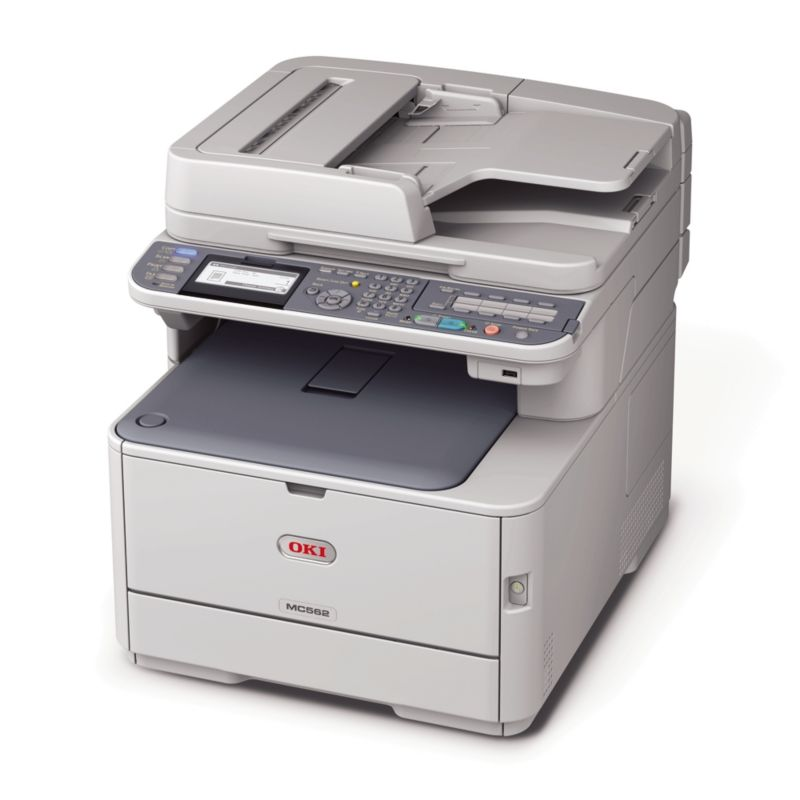 oki mc562dnw led farblaserdrucker scanner kopierer fax wlan cyberport. Black Bedroom Furniture Sets. Home Design Ideas